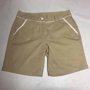 Fila sport golf shorts 3pockets with white trim 8
